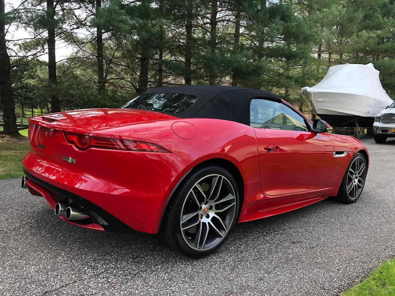 Large Picture of '17 F-Type - QJZW