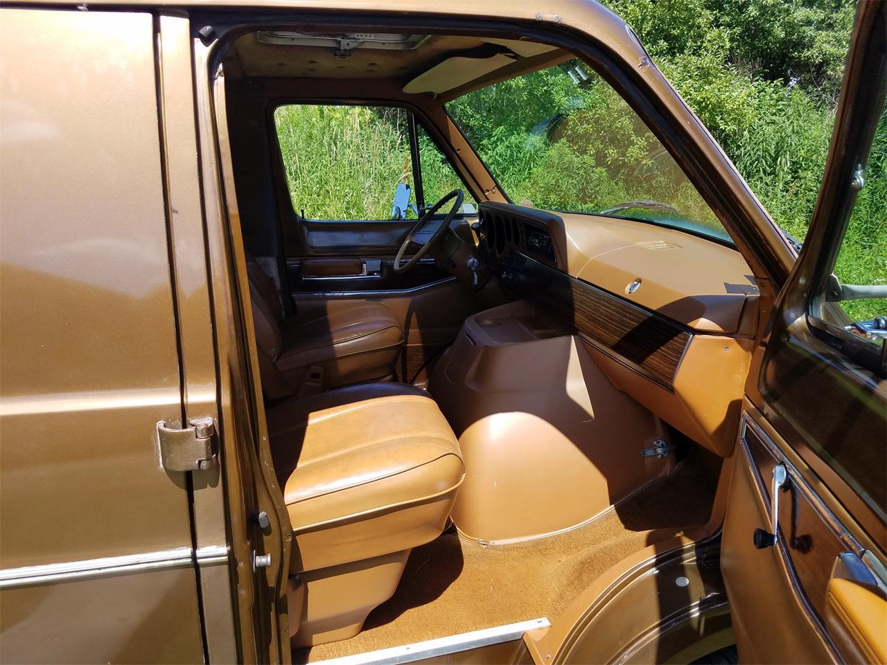 Large Picture of 1979 Dodge Van located in Woodstock Connecticut - QK08