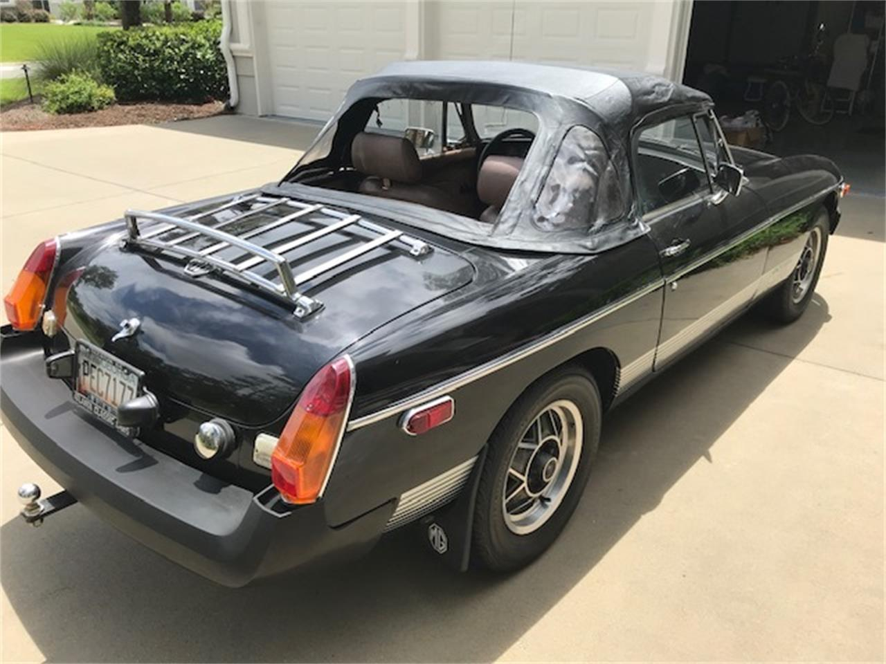 Large Picture of '80 MGB - QK0D