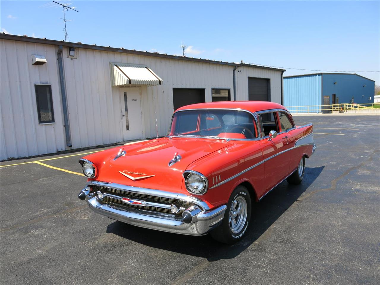 Large Picture of 1957 Chevrolet Bel Air - $42,500.00 Offered by Diversion Motors - QK0E