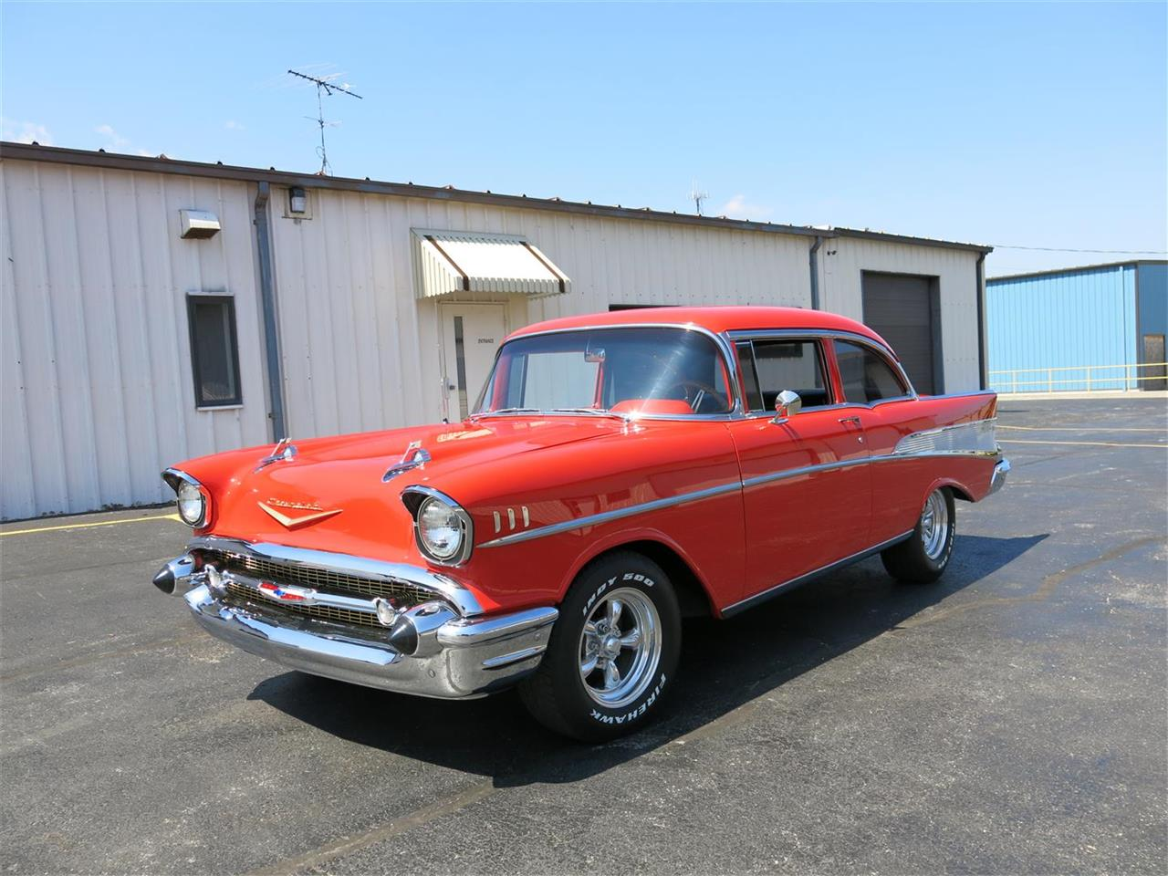 Large Picture of Classic '57 Bel Air - $42,500.00 Offered by Diversion Motors - QK0E