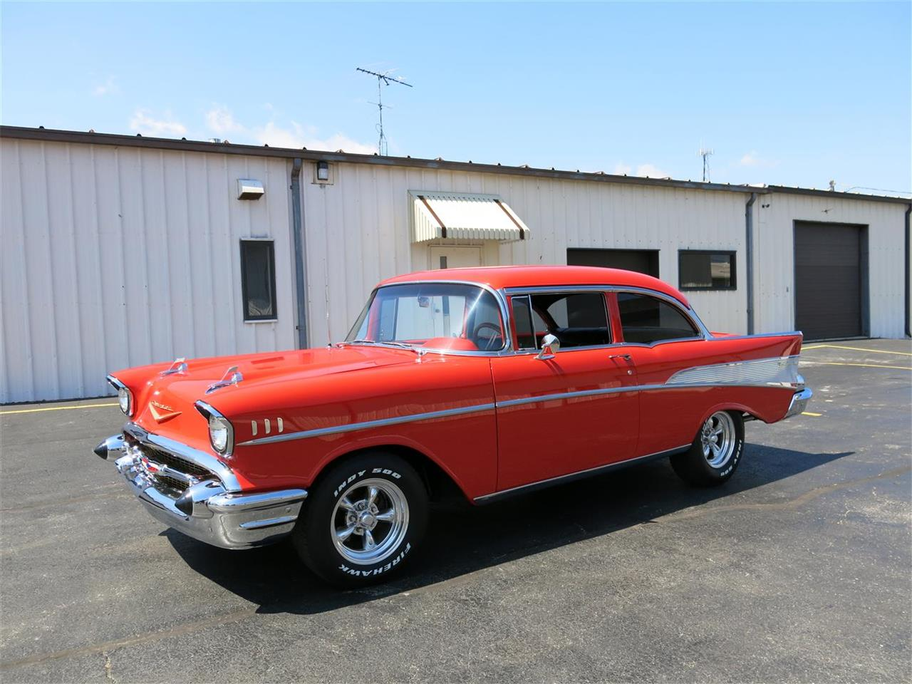 Large Picture of Classic '57 Chevrolet Bel Air - $42,500.00 - QK0E