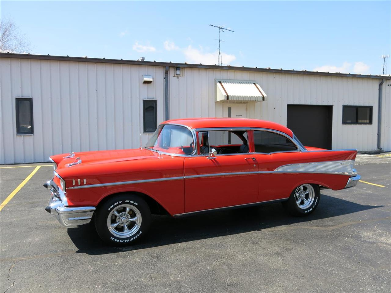 Large Picture of 1957 Chevrolet Bel Air - $42,500.00 - QK0E