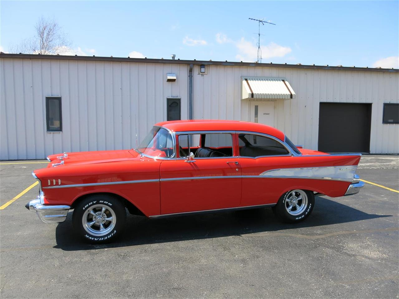 Large Picture of Classic 1957 Bel Air located in Wisconsin - QK0E