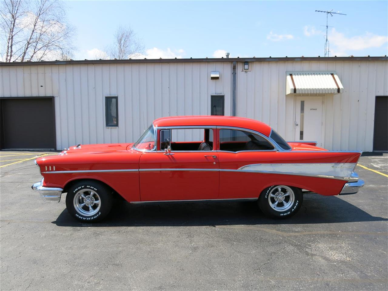 Large Picture of '57 Bel Air - $42,500.00 Offered by Diversion Motors - QK0E