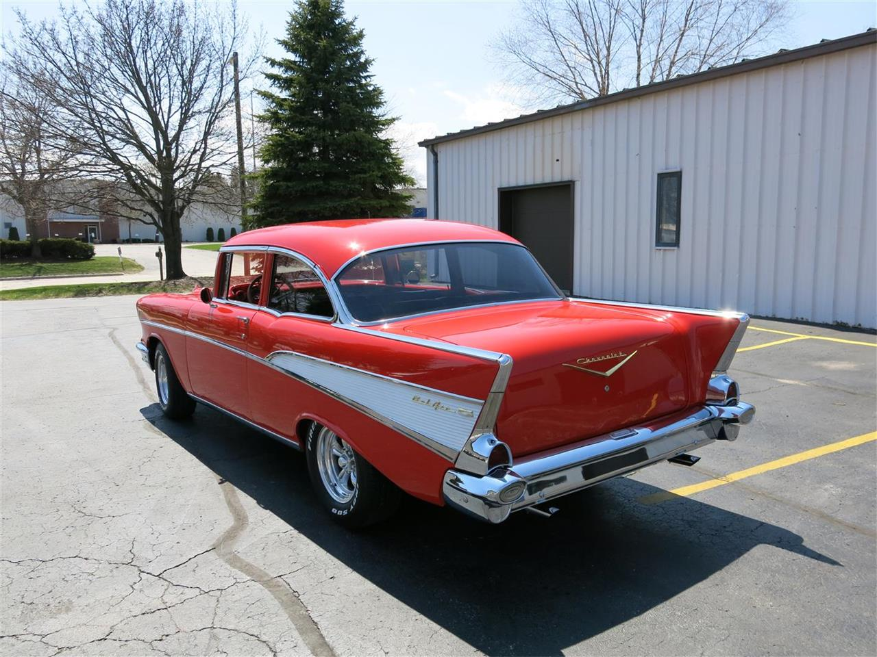 Large Picture of 1957 Bel Air located in Wisconsin - $42,500.00 Offered by Diversion Motors - QK0E