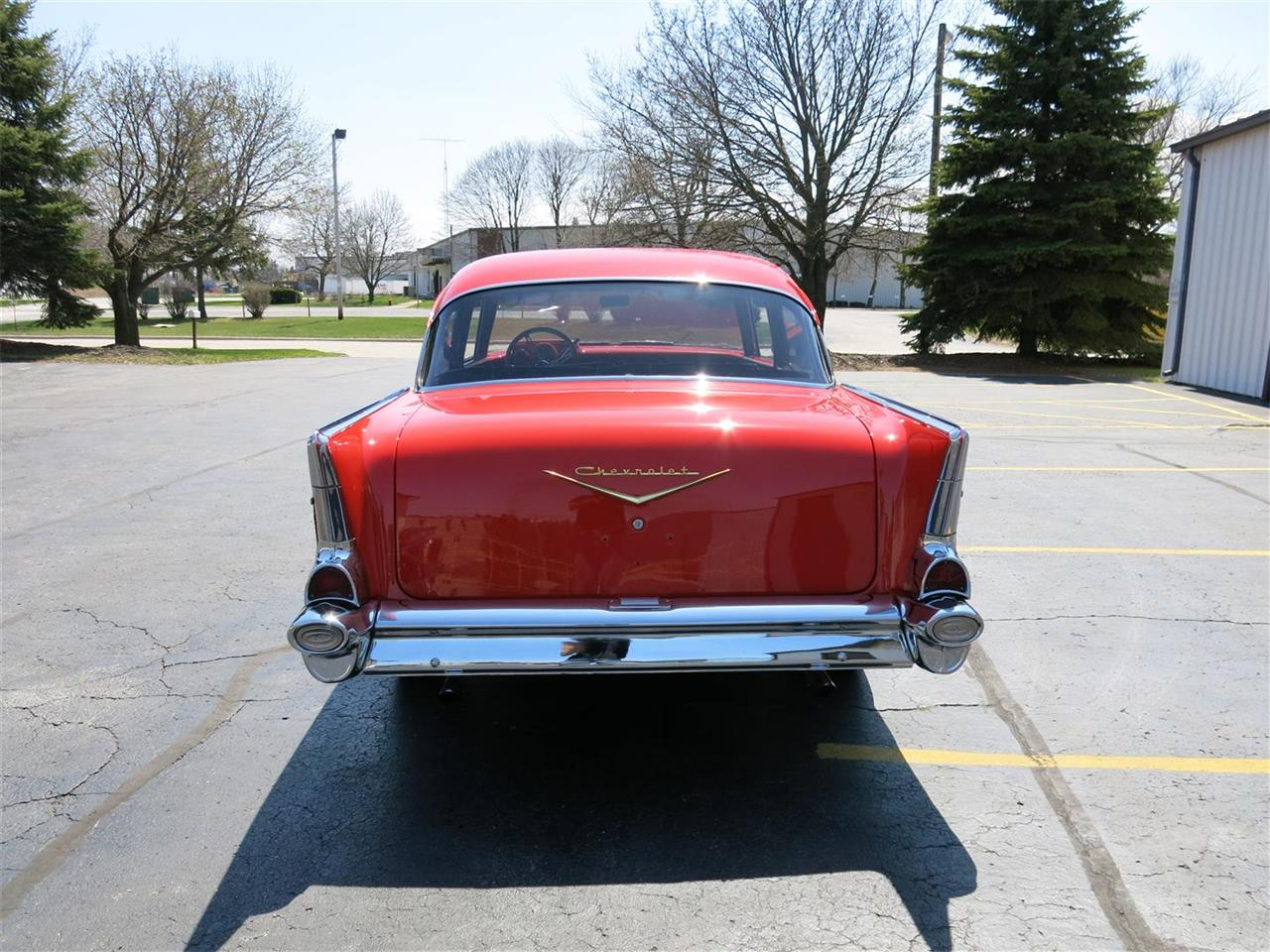 Large Picture of 1957 Chevrolet Bel Air located in Wisconsin - $42,500.00 - QK0E
