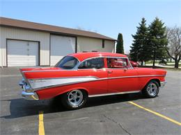 Picture of '57 Chevrolet Bel Air located in Manitowoc Wisconsin Offered by Diversion Motors - QK0E