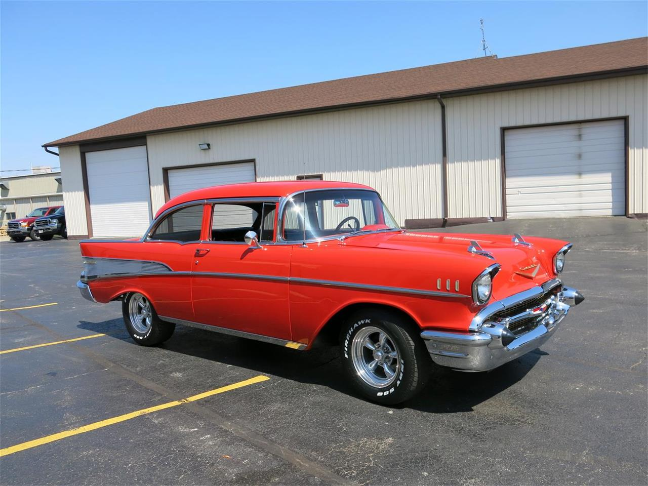 Large Picture of 1957 Bel Air Offered by Diversion Motors - QK0E