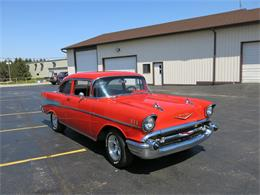 Picture of Classic 1957 Chevrolet Bel Air located in Wisconsin - $42,500.00 Offered by Diversion Motors - QK0E