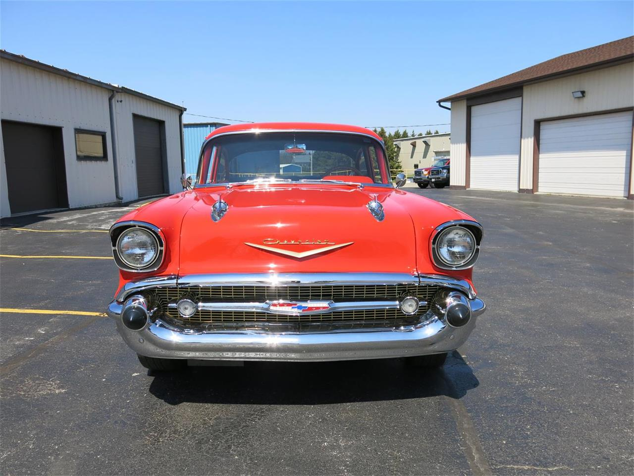 Large Picture of Classic '57 Chevrolet Bel Air Offered by Diversion Motors - QK0E