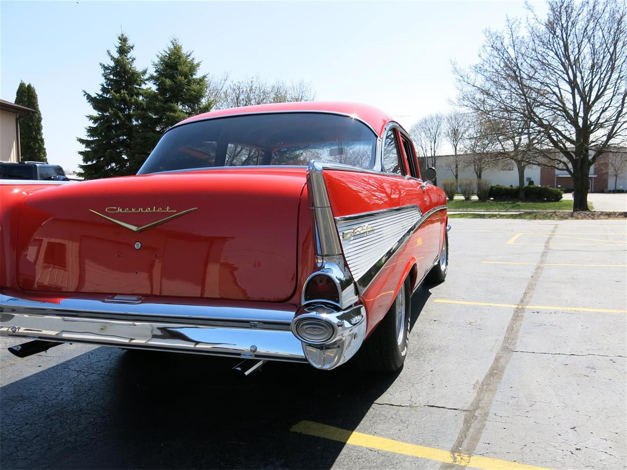 Large Picture of Classic 1957 Bel Air located in Wisconsin - $42,500.00 - QK0E