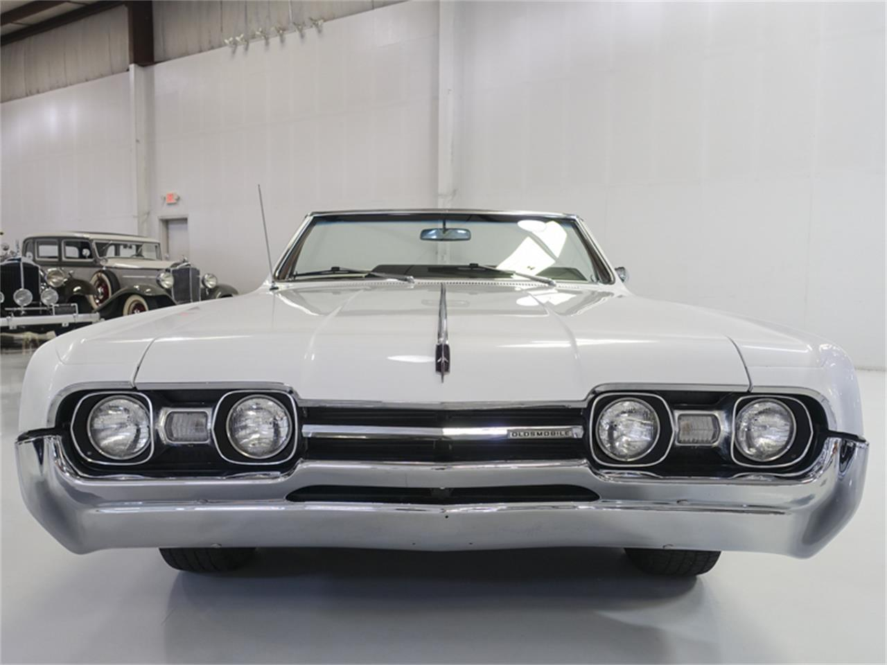 Large Picture of '67 Oldsmobile Cutlass Supreme Offered by Daniel Schmitt & Co. - QK0F