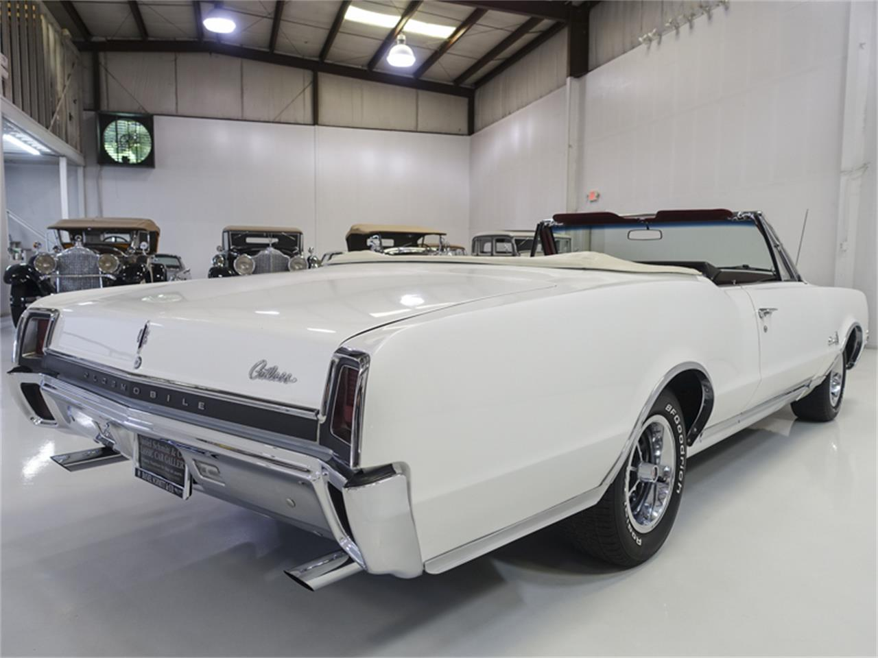 Large Picture of '67 Cutlass Supreme - QK0F