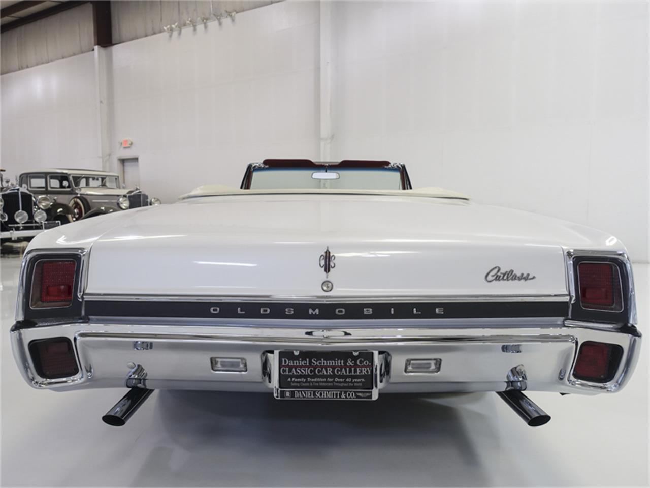 Large Picture of Classic 1967 Oldsmobile Cutlass Supreme - $29,900.00 Offered by Daniel Schmitt & Co. - QK0F