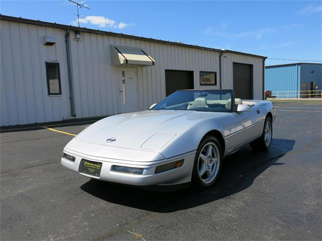 1996 Chevrolet Corvette for Sale on ClassicCars com on ClassicCars com
