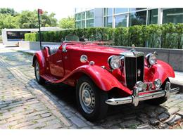 Picture of '52 MG TD Offered by Cooper Classics - QK0R