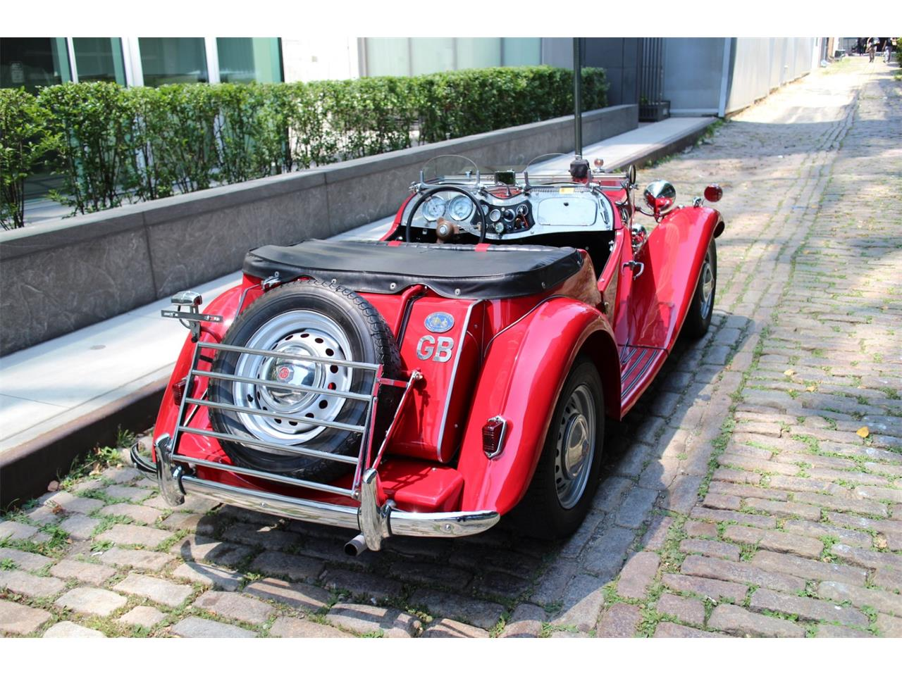 Large Picture of Classic '52 MG TD - $28,000.00 Offered by Cooper Classics - QK0R
