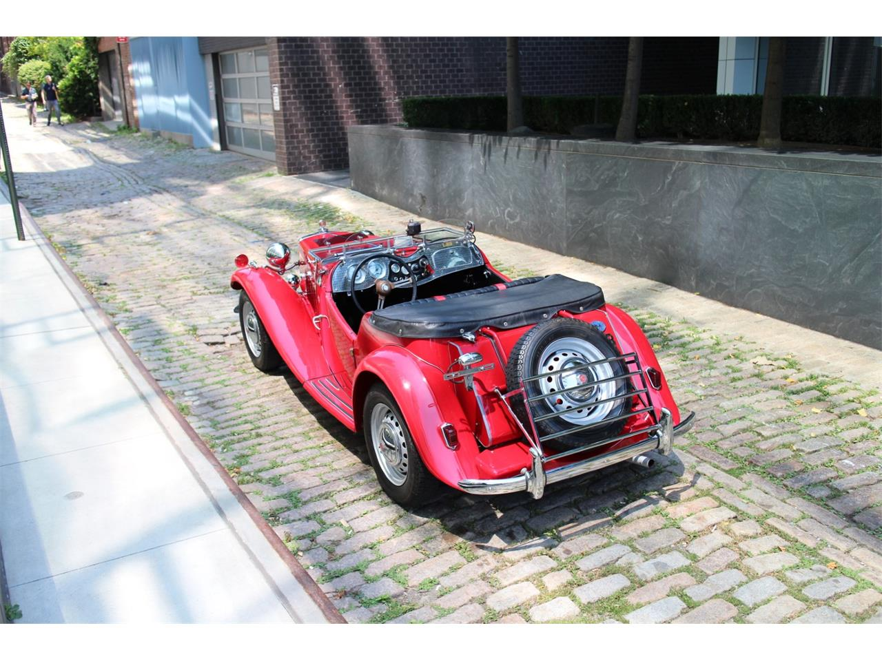 Large Picture of Classic 1952 MG TD located in New York - QK0R