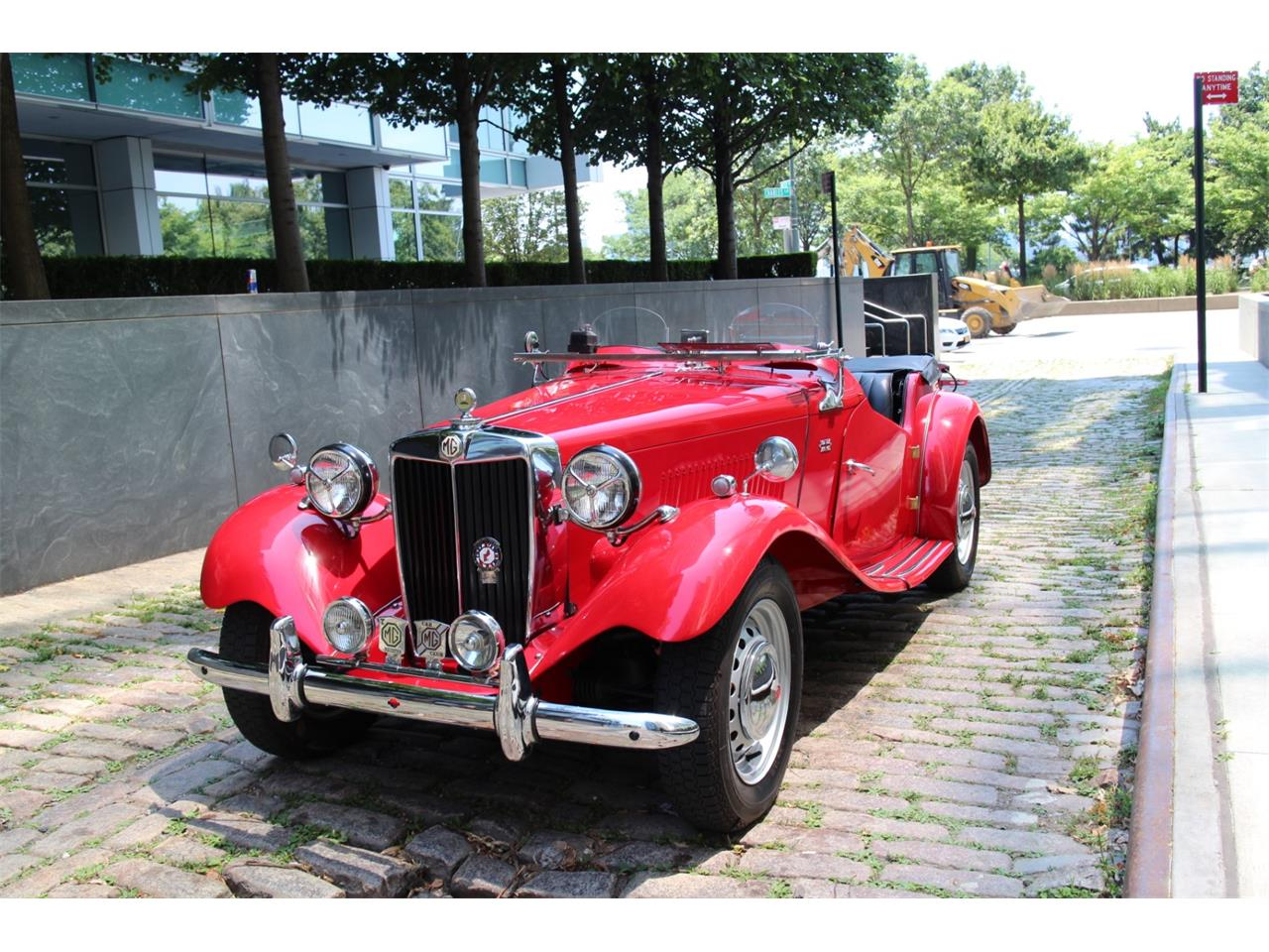 Large Picture of '52 MG TD located in New York New York Offered by Cooper Classics - QK0R