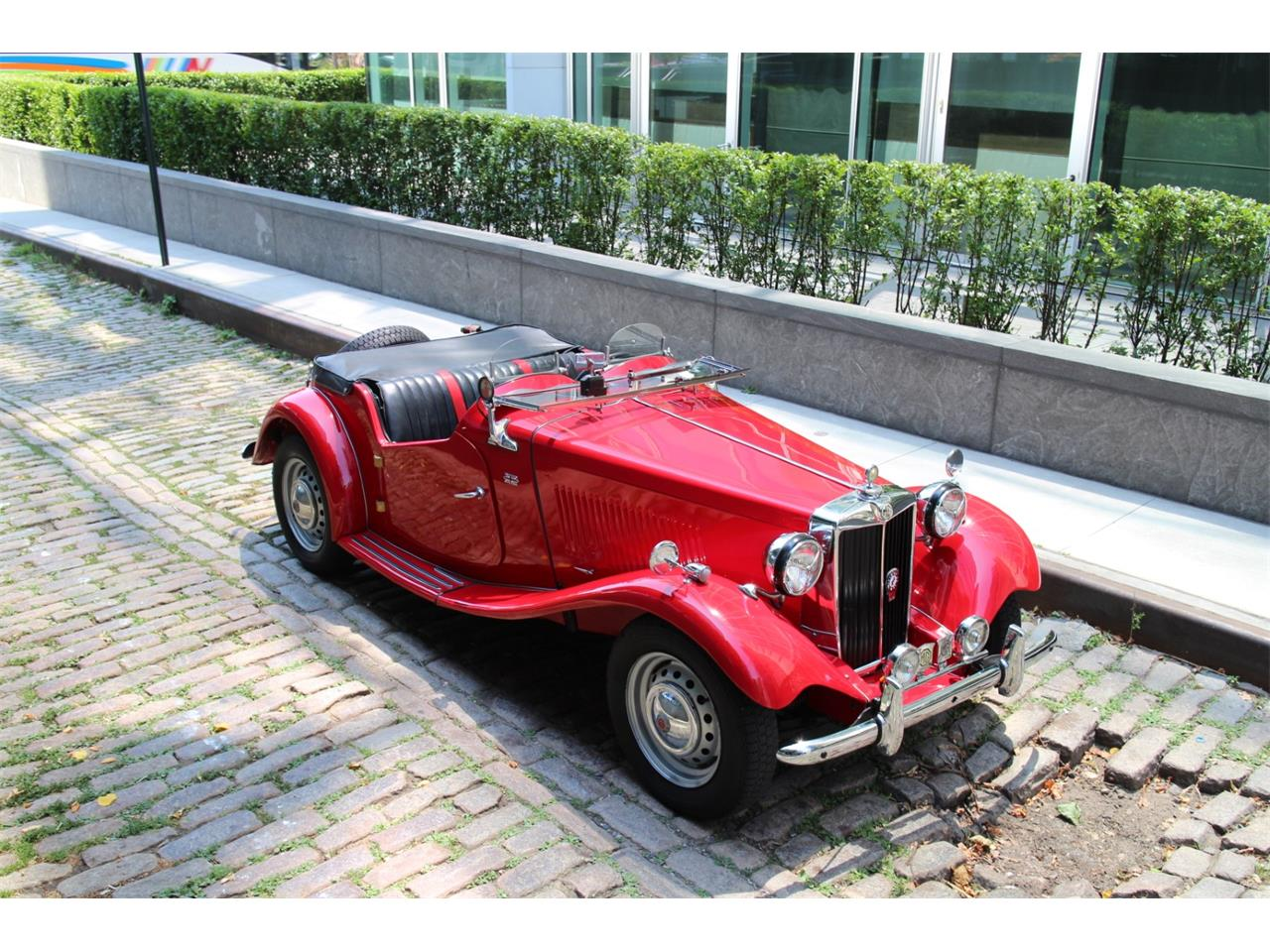 Large Picture of Classic 1952 MG TD located in New York New York Offered by Cooper Classics - QK0R