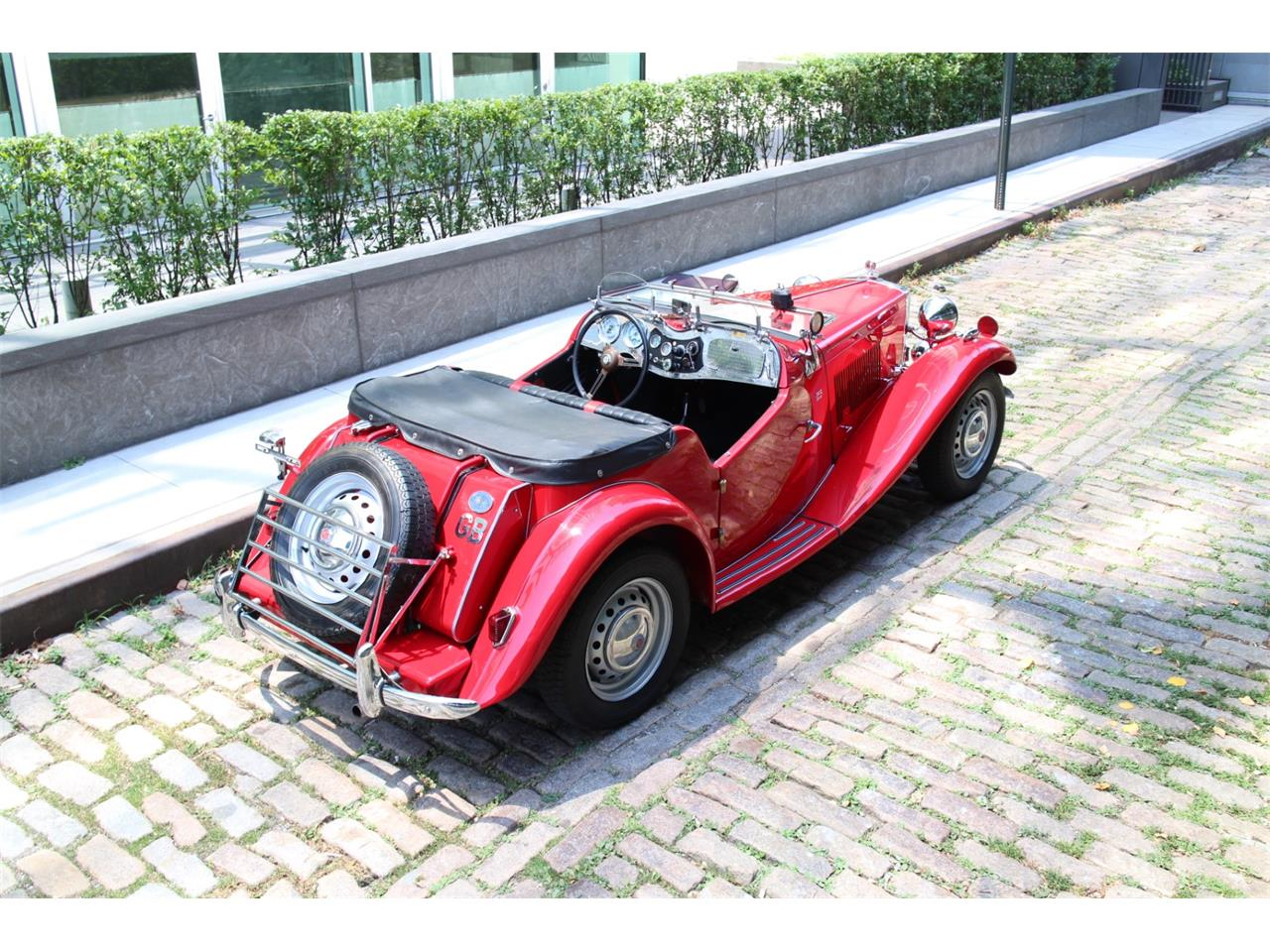 Large Picture of Classic '52 MG TD located in New York - QK0R