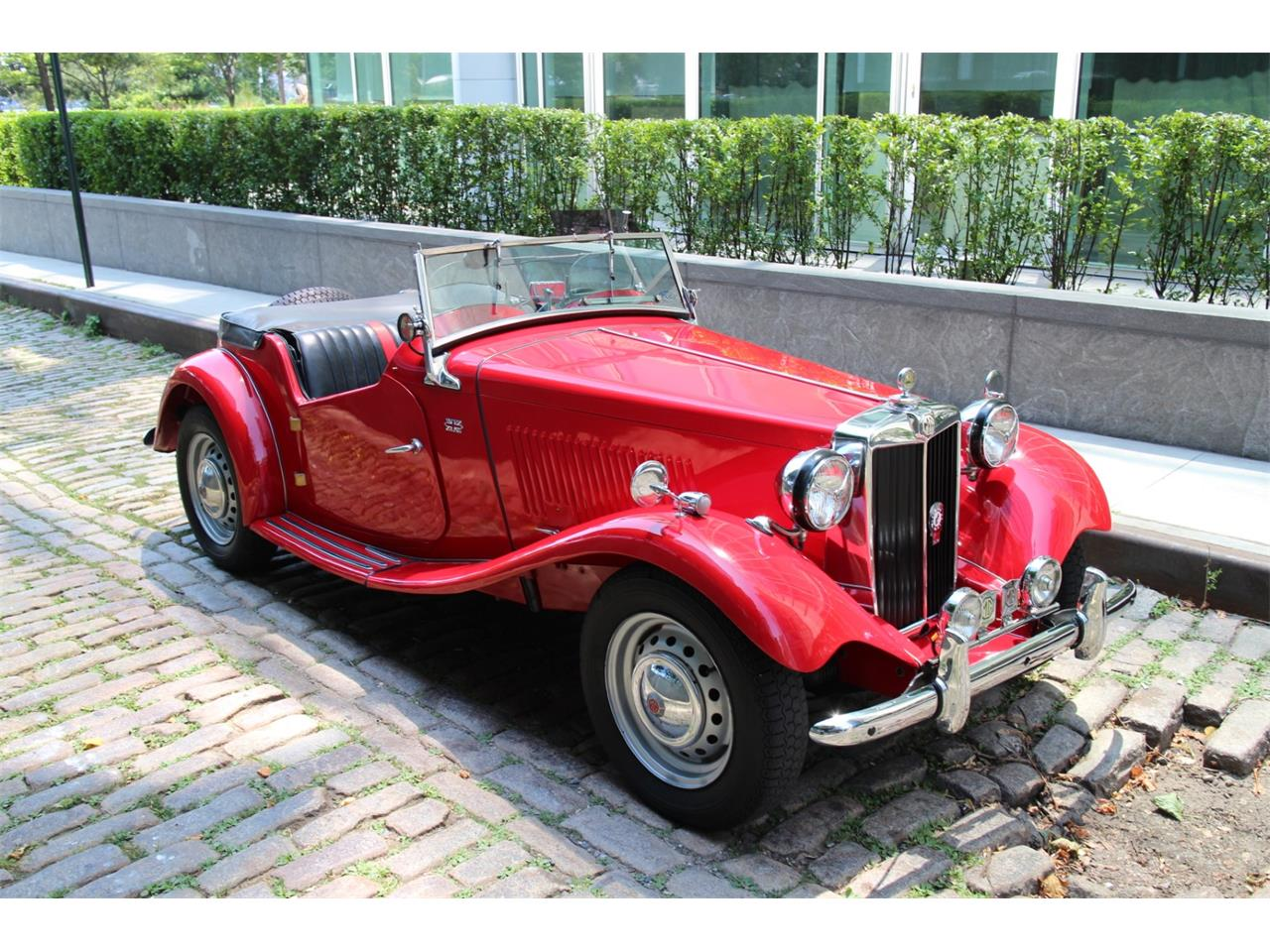 Large Picture of Classic '52 TD located in New York New York Offered by Cooper Classics - QK0R