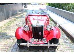 Picture of Classic 1952 MG TD Offered by Cooper Classics - QK0R