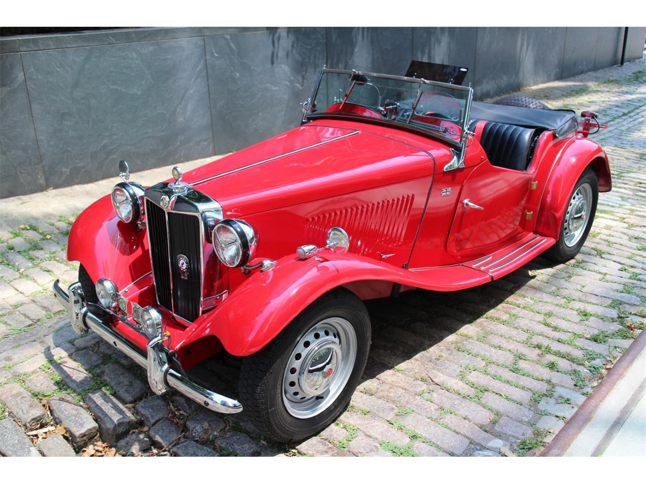 Large Picture of Classic 1952 TD located in New York New York Offered by Cooper Classics - QK0R