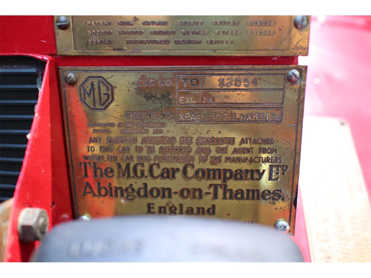 Large Picture of Classic 1952 MG TD located in New York New York - $28,000.00 - QK0R