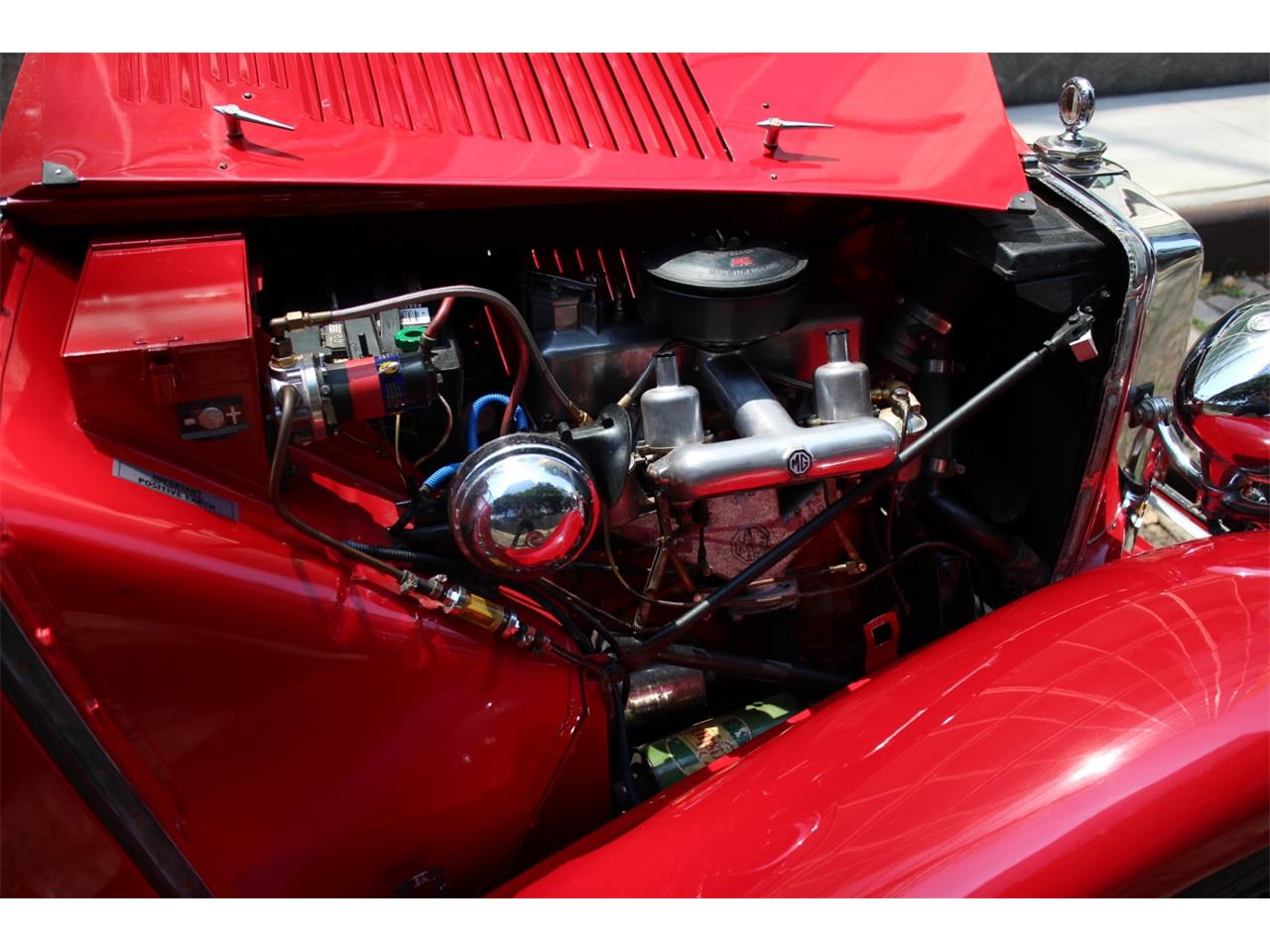 Large Picture of Classic '52 MG TD located in New York Offered by Cooper Classics - QK0R
