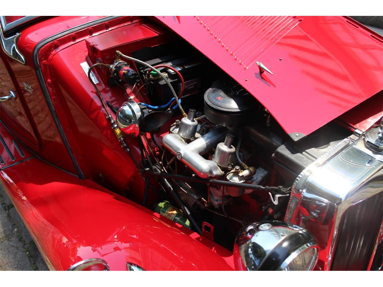Large Picture of '52 TD located in New York New York - $28,000.00 Offered by Cooper Classics - QK0R