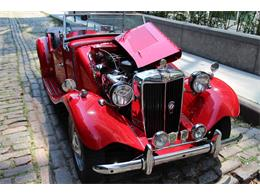 Picture of Classic 1952 MG TD located in New York New York Offered by Cooper Classics - QK0R