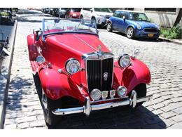 Picture of 1952 MG TD - $28,000.00 Offered by Cooper Classics - QK0R