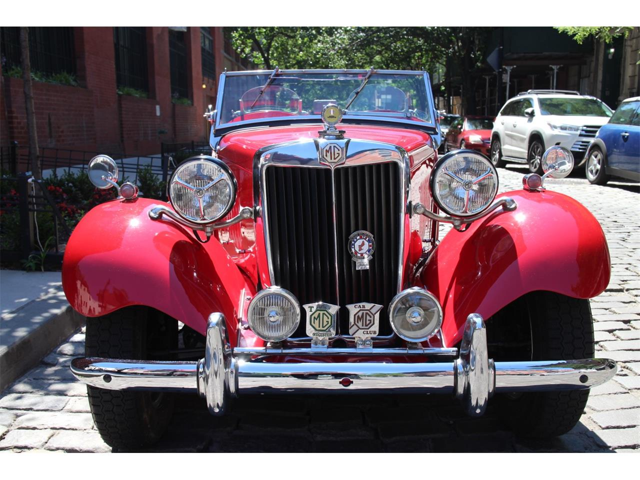 Large Picture of Classic 1952 MG TD - $28,000.00 Offered by Cooper Classics - QK0R