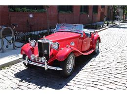 Picture of '52 MG TD located in New York Offered by Cooper Classics - QK0R