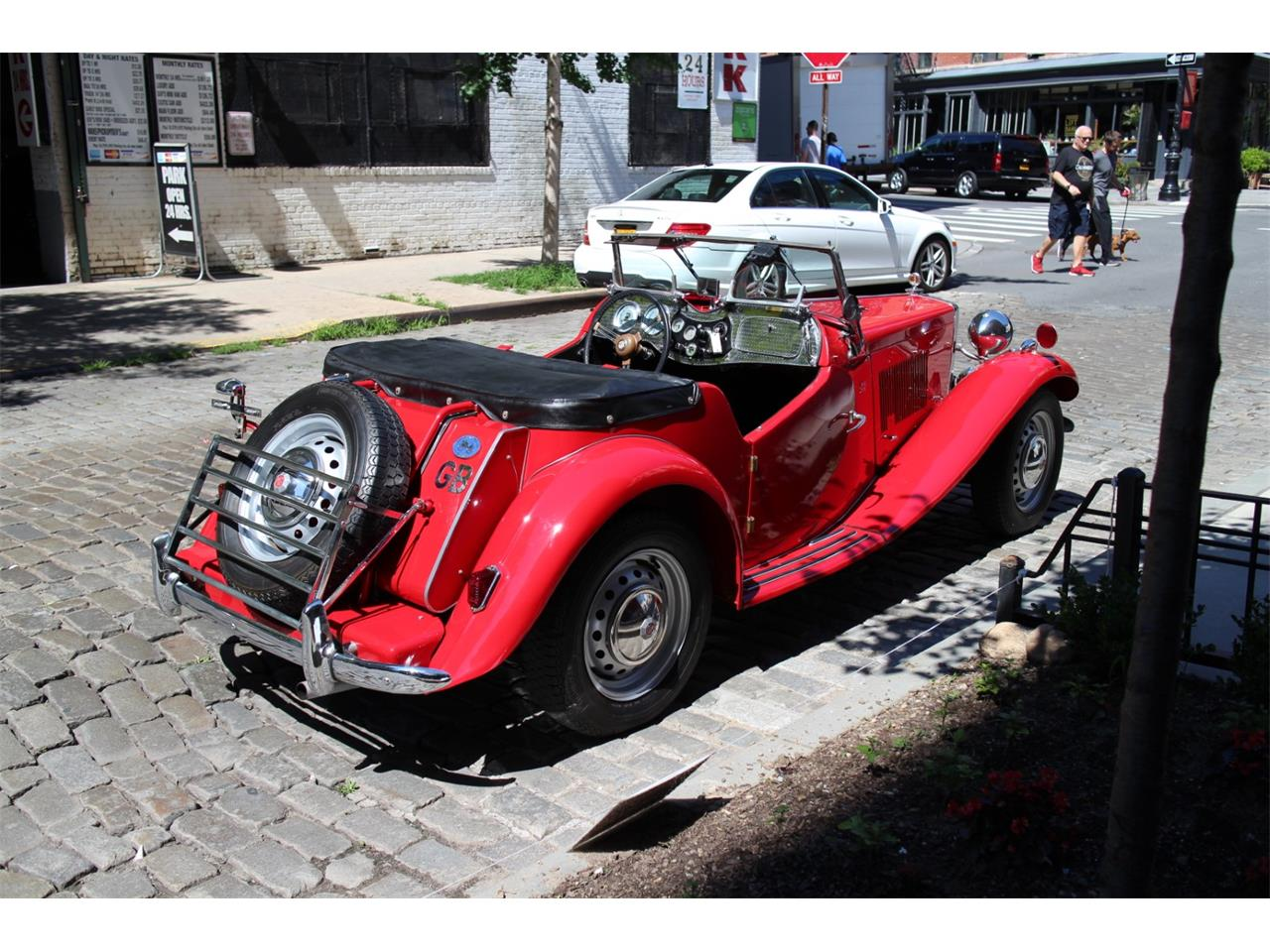 Large Picture of Classic 1952 MG TD located in New York - $28,000.00 - QK0R