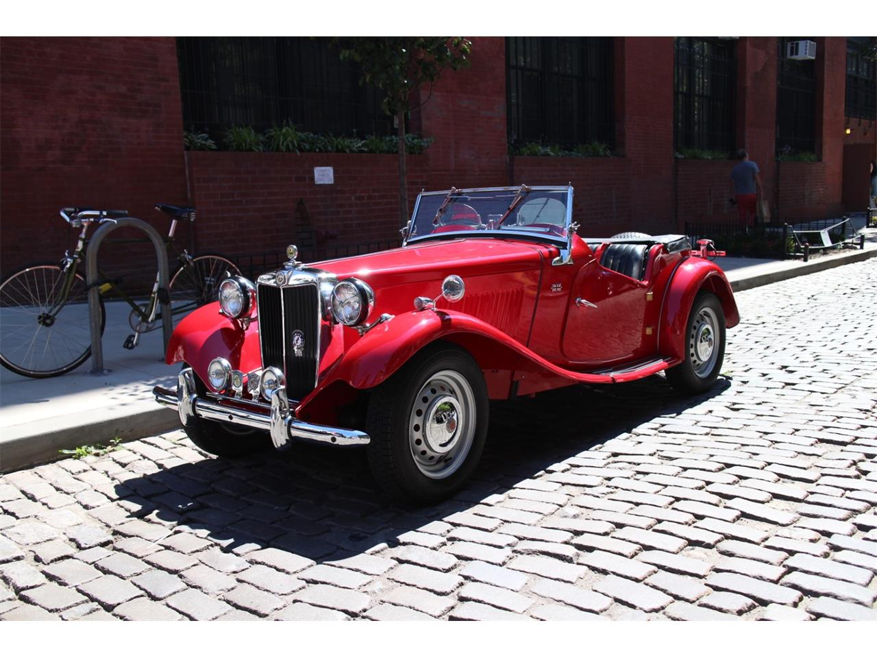 Large Picture of Classic '52 MG TD - QK0R