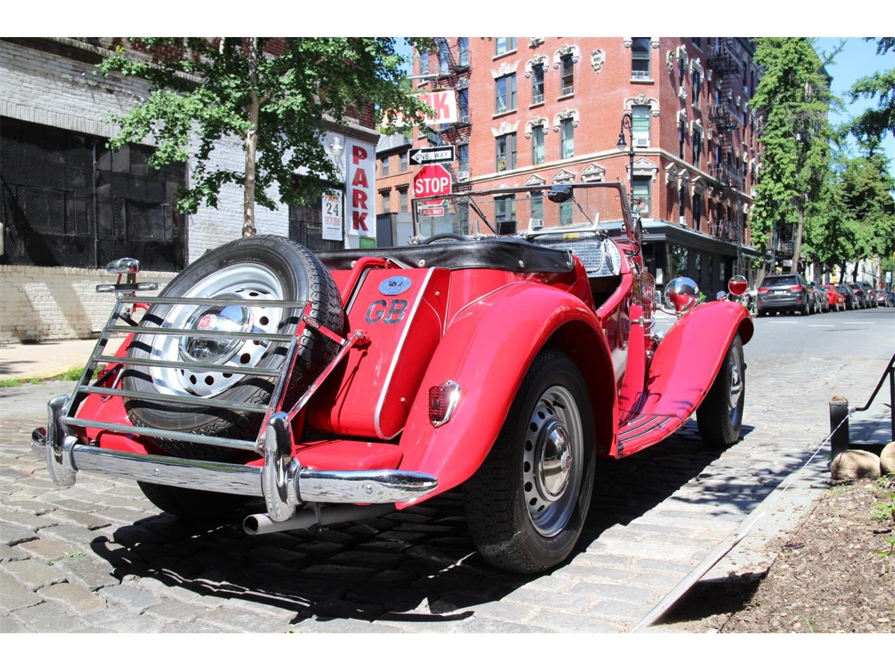 Large Picture of 1952 TD Offered by Cooper Classics - QK0R