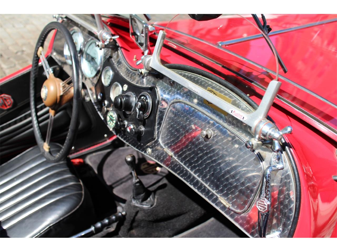 Large Picture of 1952 MG TD - $28,000.00 Offered by Cooper Classics - QK0R