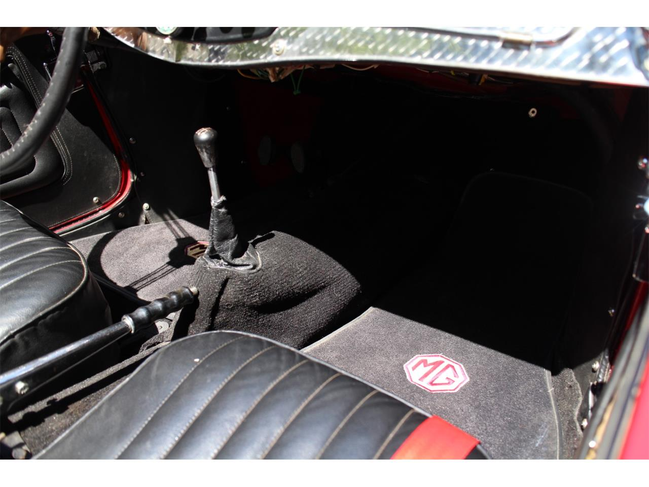 Large Picture of 1952 MG TD - QK0R