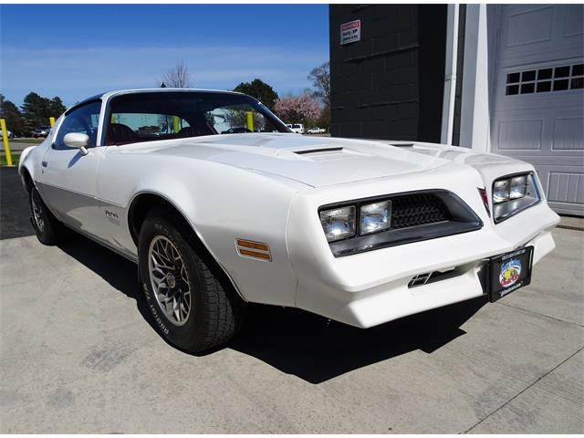 Picture of 1978 Firebird Formula located in Pennsylvania Auction Vehicle - QK0T