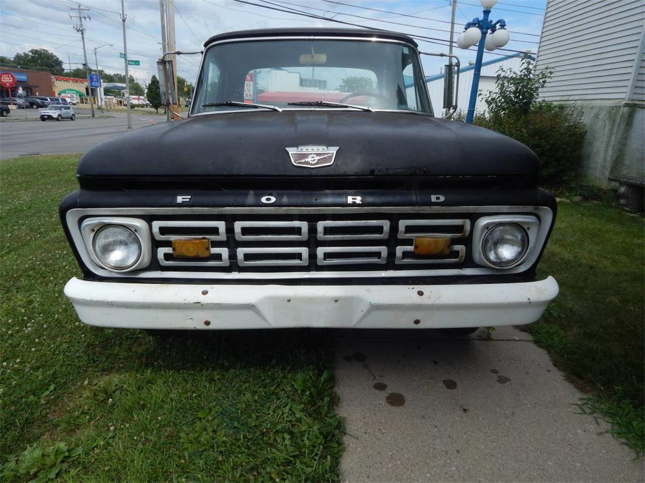 Large Picture of '64 F100 - QK0V