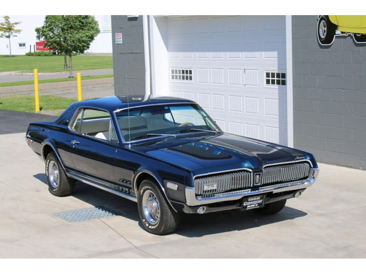 Large Picture of '68 Cougar - QK0W