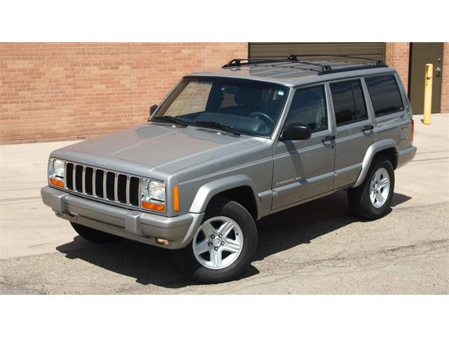 Picture of '00 Cherokee - QDRP