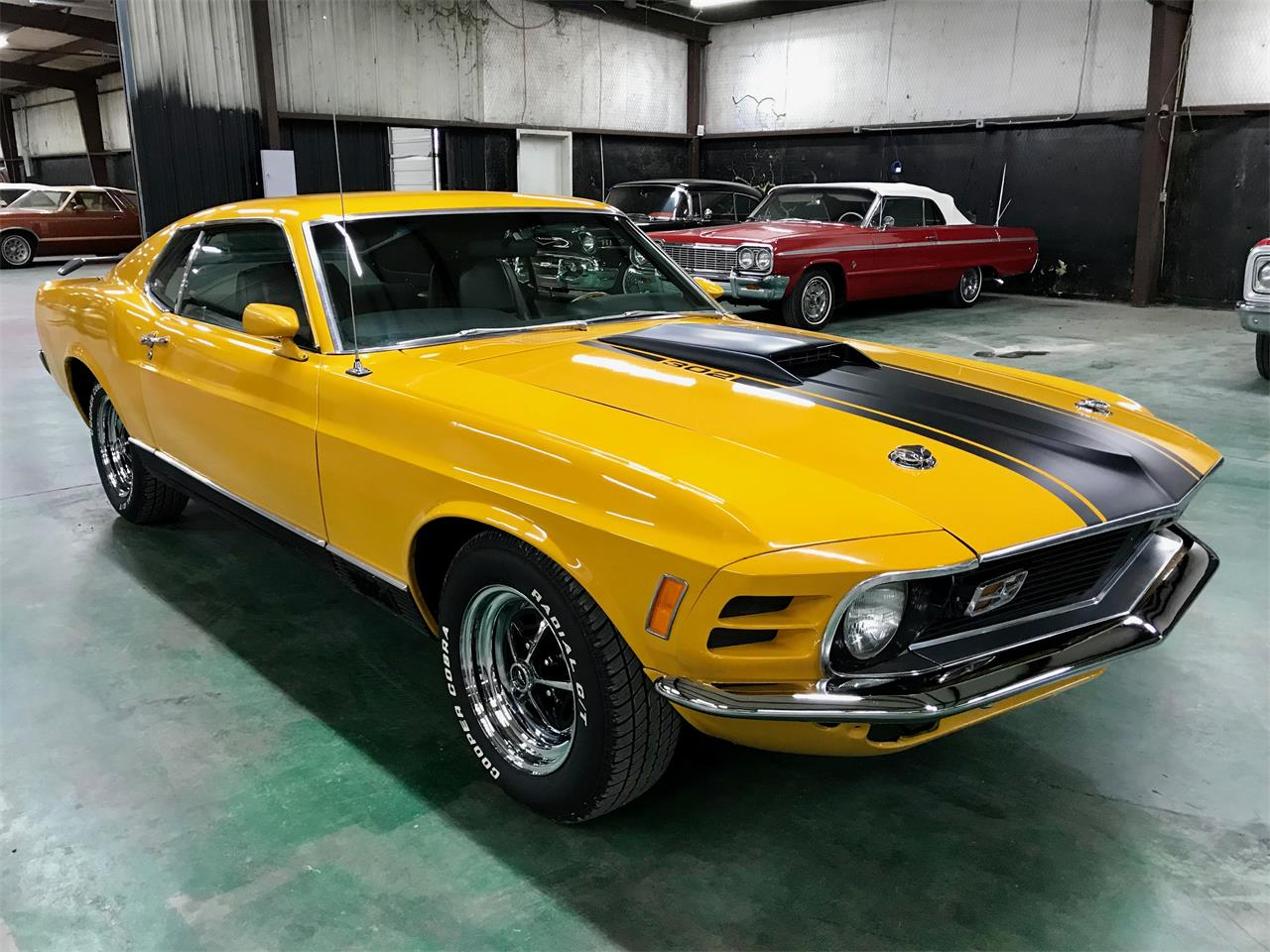 Large Picture of '70 Ford Mustang Mach 1 - QK0Z