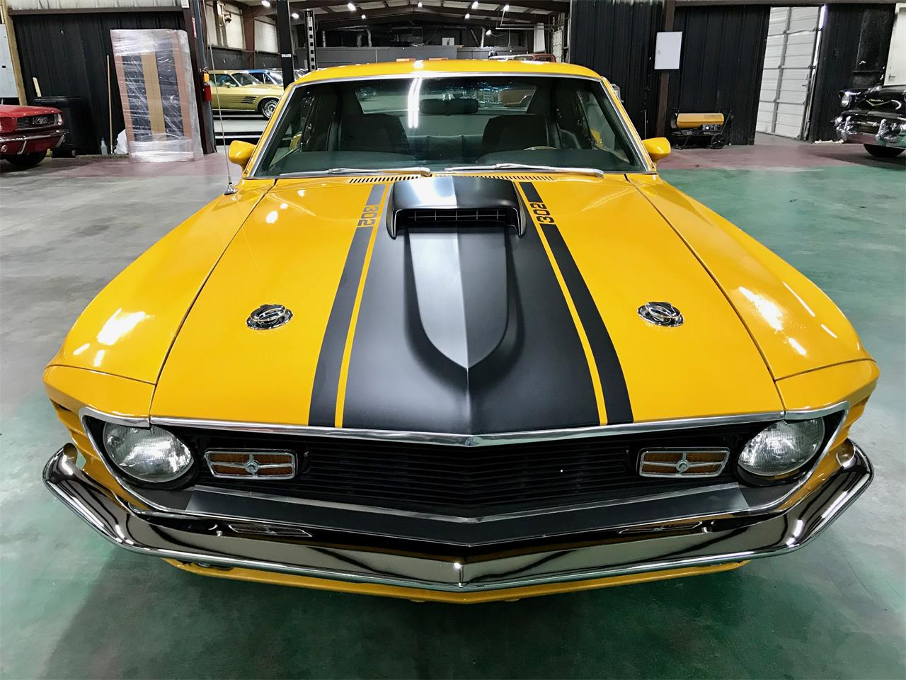 Large Picture of Classic '70 Mustang Mach 1 located in Texas - $28,500.00 Offered by PC Investments - QK0Z