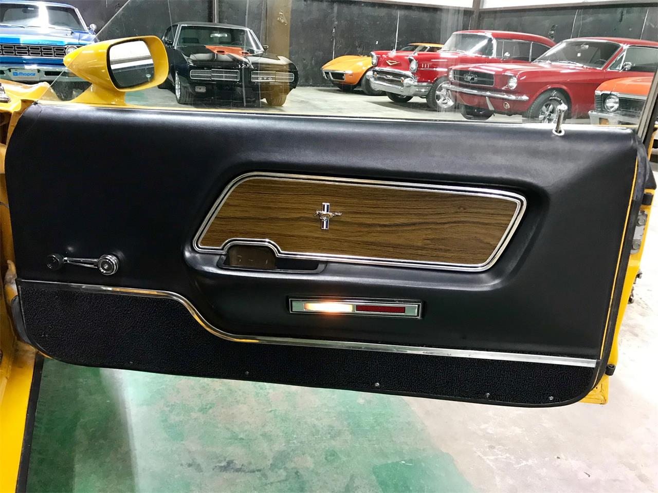 Large Picture of Classic 1970 Mustang Mach 1 located in Texas - $28,500.00 - QK0Z