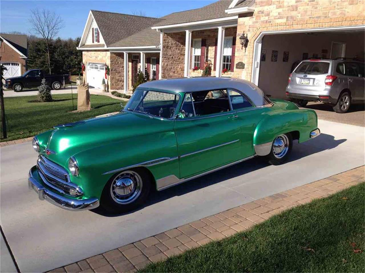 Large Picture of Classic 1951 Bel Air Offered by a Private Seller - QK13