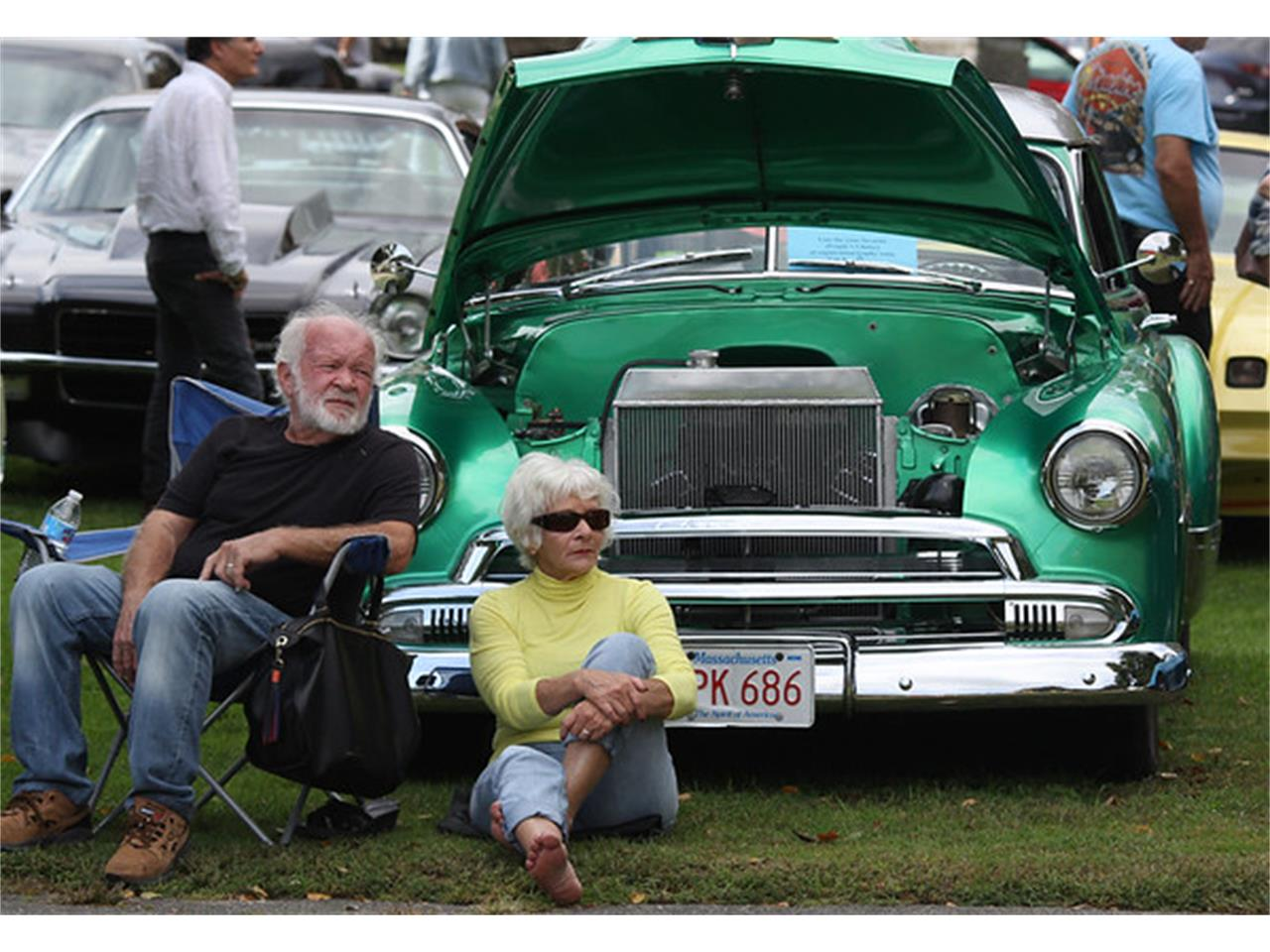 Large Picture of '51 Chevrolet Bel Air located in Marblehead Massachusetts - QK13